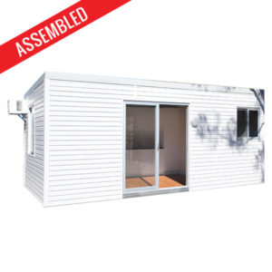 Portable Accomodation 6x3m